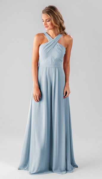 Kennedy Blue Elena | Our Favorite Long Light Blue Bridesmaid Dresses