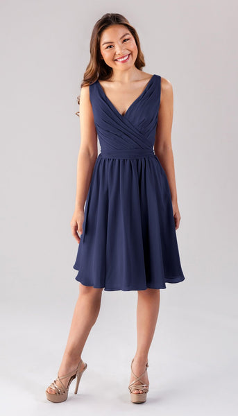 Kennedy Blue Faith | Best Bridesmaid Dresses for Big Busts