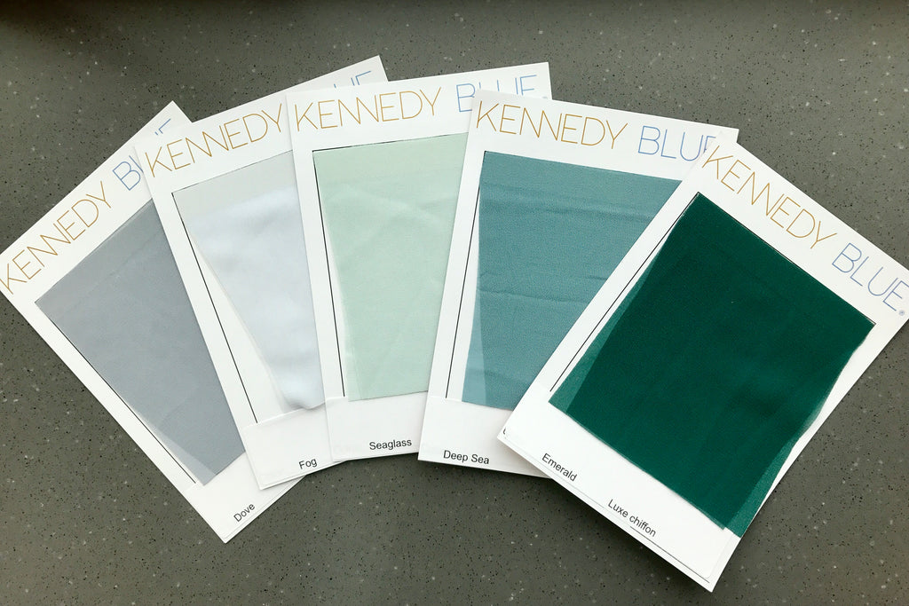 2019 Wedding Colors For Every Season Kennedy Blue