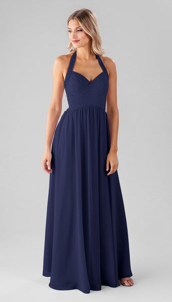 Ginger Kennedy Blue Bridesmaid Dress | How to Find the Perfect Bridesmaid Dresses for Petite Women