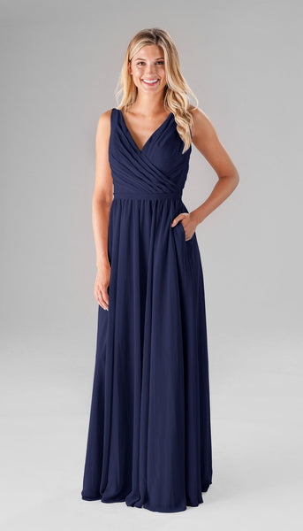 Kennedy Blue Gabby | Best Bridesmaid Dresses for Big Busts