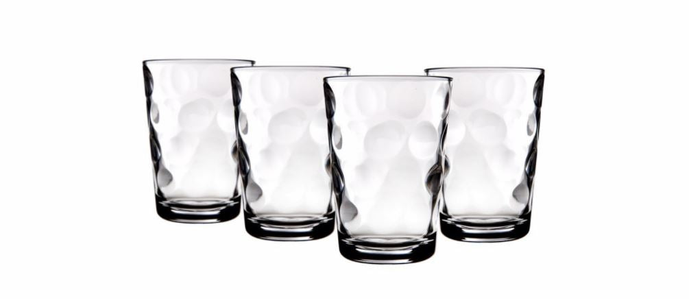 Glassware set for your wedding registry! | The Bride's Ultimate Guide to Creating the Perfect Wedding Registry | Kennedy Blue