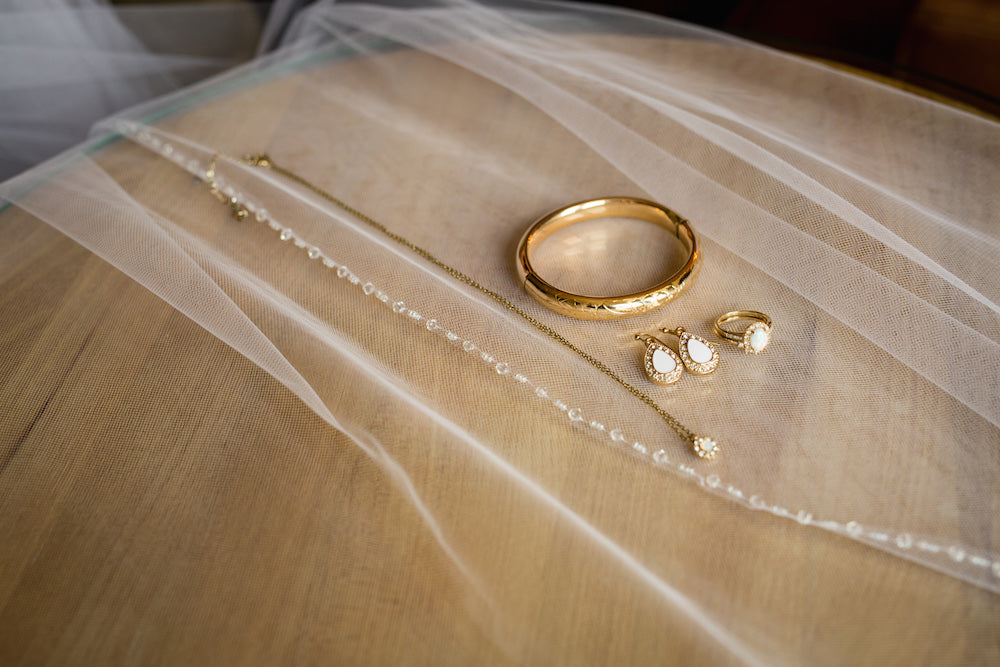 Gold-Vintage-Jewelry-Annie-Ryan-Wedding-Kennedy-Blue