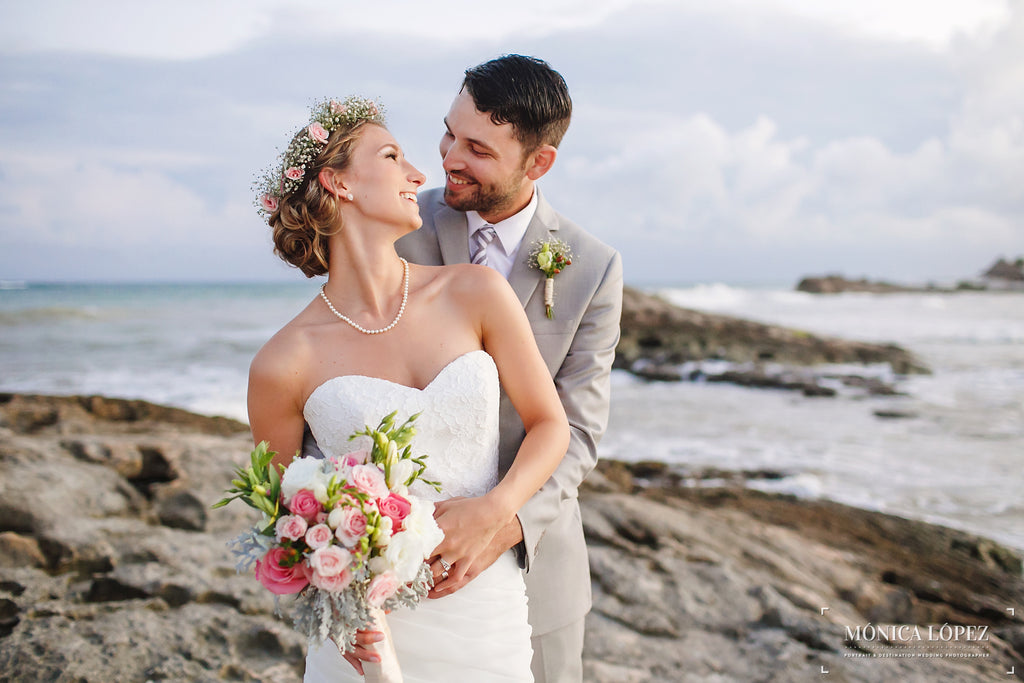 One-of-a-kind Destination Wedding Photos | A One-Of-A-Kind Destination Wedding