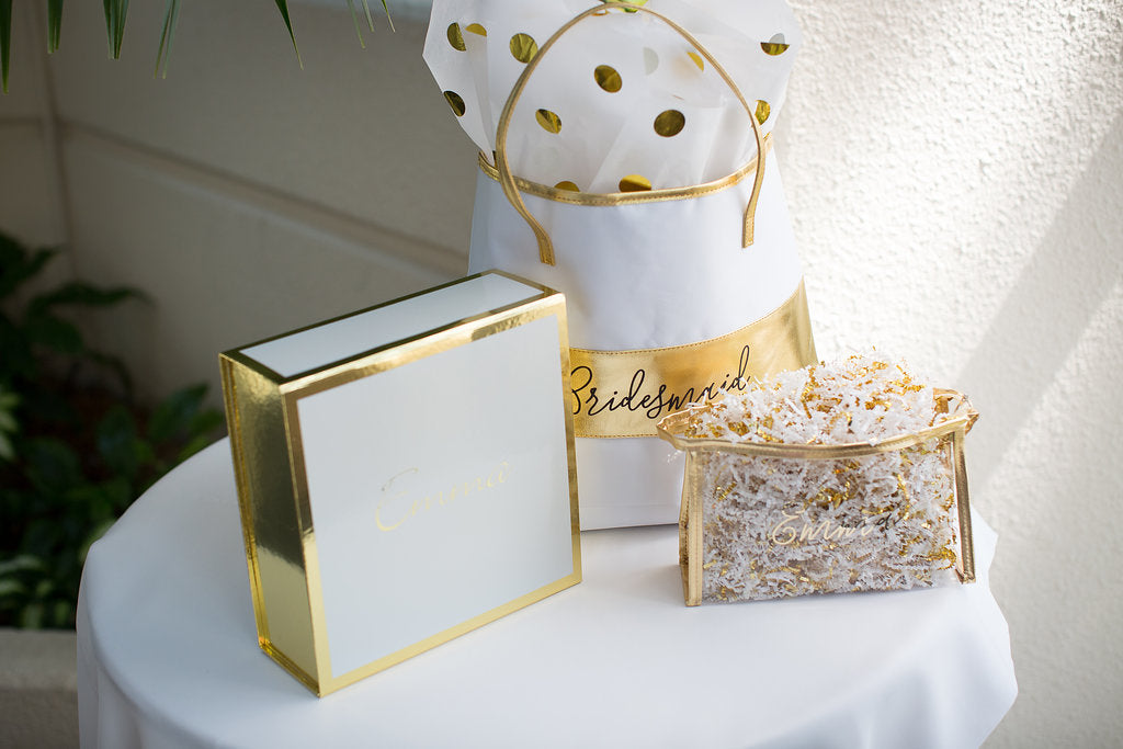 cute bridesmaid gift bag