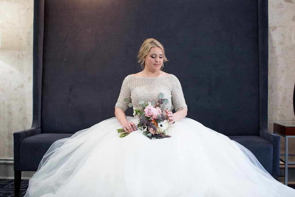 Maggie Sottero Allen from the Wedding Shoppe