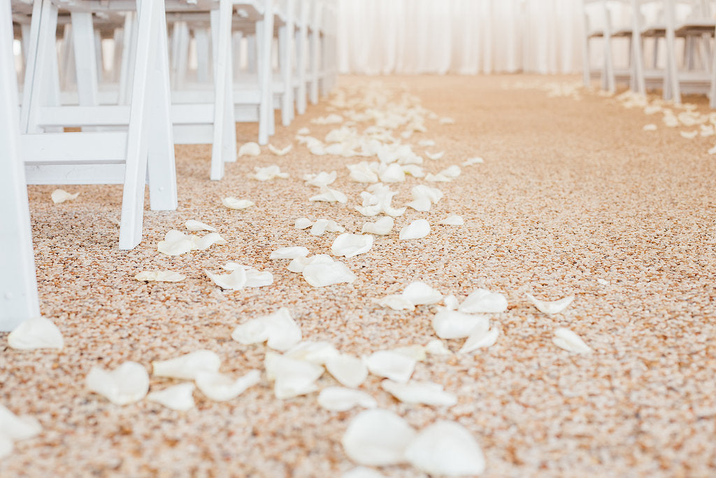 Such a gorgeous photo! | A Simple & Stunning Sage Wedding | Kennedy Blue | Rachel Figueroa Photography