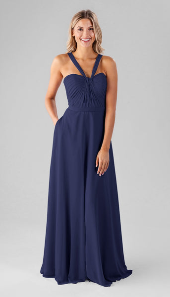 Ivy Kennedy Blue Bridesmaid Dress | How to Find the Perfect Bridesmaid Dresses for Petite Women