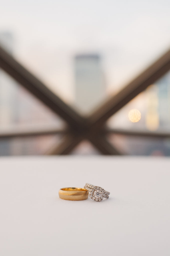 Must-Have Wedding Pictures of the Wedding Rings
