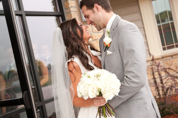 A Fall Wedding Filled With Elegance and Style
