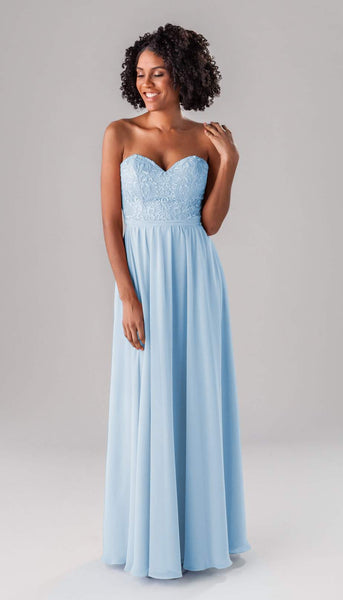 Kennedy Blue June | Best Bridesmaid Dresses for Big Busts