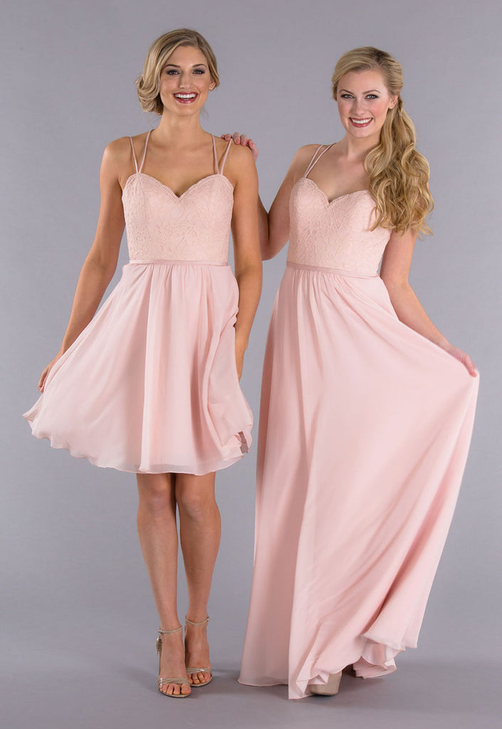 Kennedy Blue Layla & Nova Bridesmaid Dresses