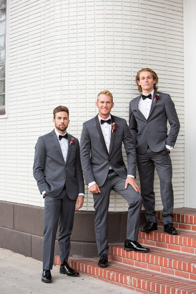 Look at this handsome group of fellas! | Love In Motion Styled Shoot | Kennedy Blue