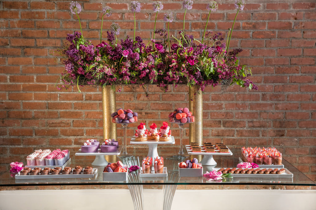 Look at this amazing dessert table! | Love In Motion | Kennedy Blue