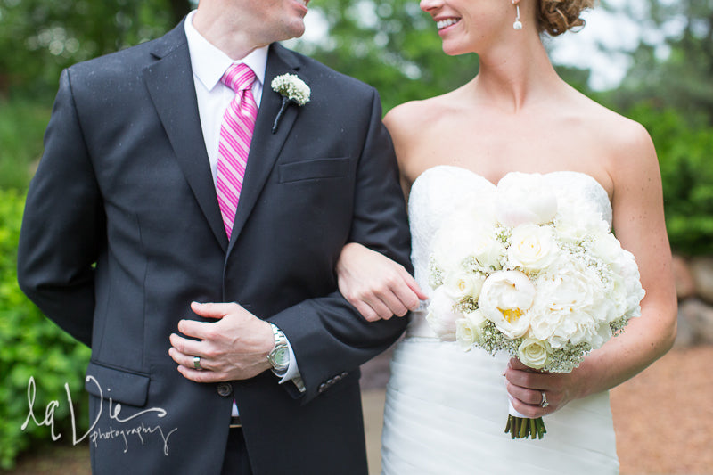View the full wedding gallery! | A Simply Chic Wedding Day | Your Something Blue