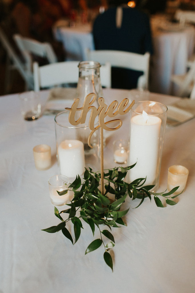 wedding centerpiece | DIY Wedding Centerpieces on a Budget