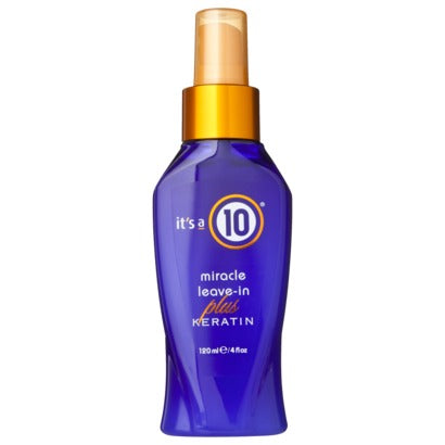 It's a 10 Miracle Leave-In Plus Keratin | Affordable Beauty Products for Brides-to-Be | Kennedy Blue