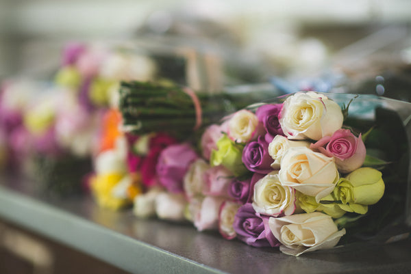 #7: Keep flowers cool in warm weather | 20 Outdoor Wedding Planning Tips You Need To Know