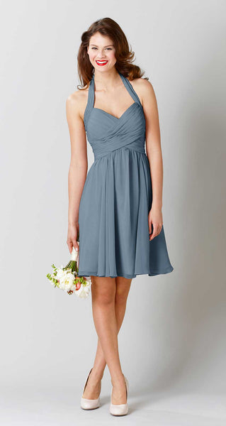Kennedy Blue Bridesmaid Dress Lucy