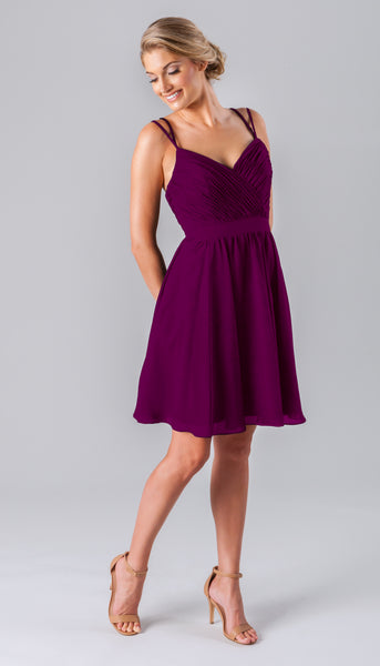 Kennedy Blue Bridesmaid Dress Luella