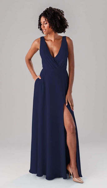 Kennedy Blue Lydia | Best Bridesmaid Dresses for Big Busts
