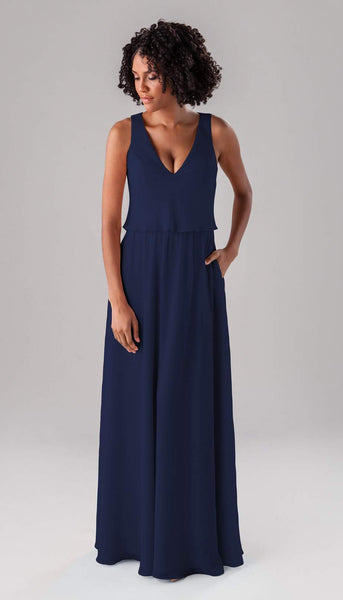 Kennedy Blue Molly | Best Bridesmaid Dresses for Big Busts