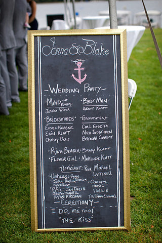 Nautical Themed Weddings: A Sea-Inspired Style Guide