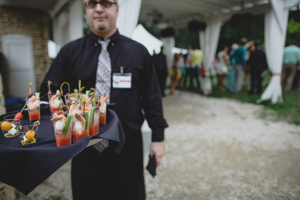 Touch base with your vendors. | What To Do the Night Before Your Wedding