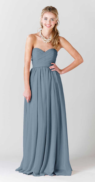 5 Reasons Dusty Blue Bridesmaid Dresses Are The Perfect
