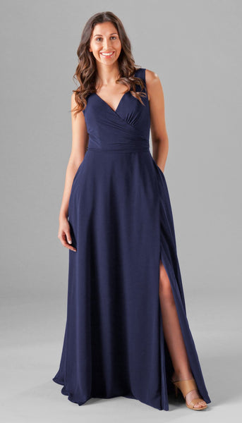 Kennedy Blue Pearl | Best Bridesmaid Dresses for Big Busts