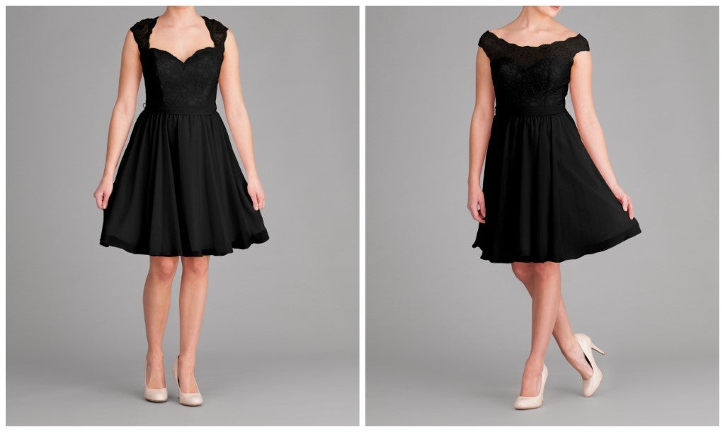 The Perfect Short and Sweet Little Black Dresses