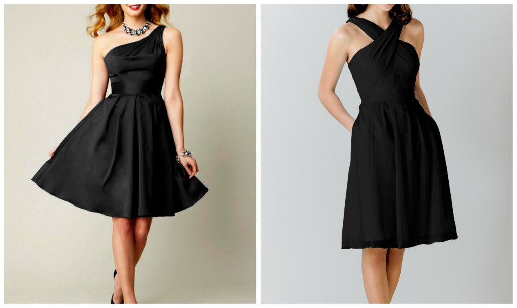 The Perfect Fun & Flirty Little Black Dresses