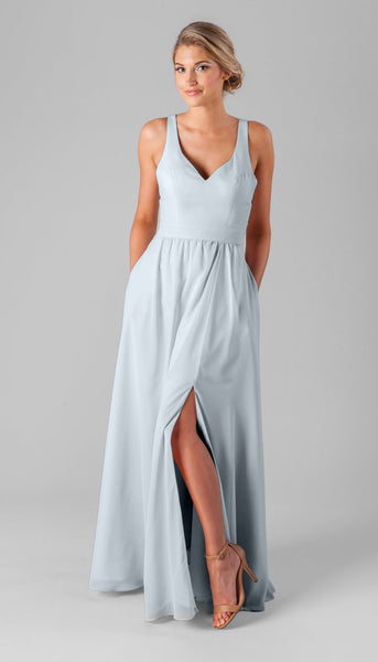 Kennedy Blue Riley | Our Favorite Long Light Blue Bridesmaid Dresses