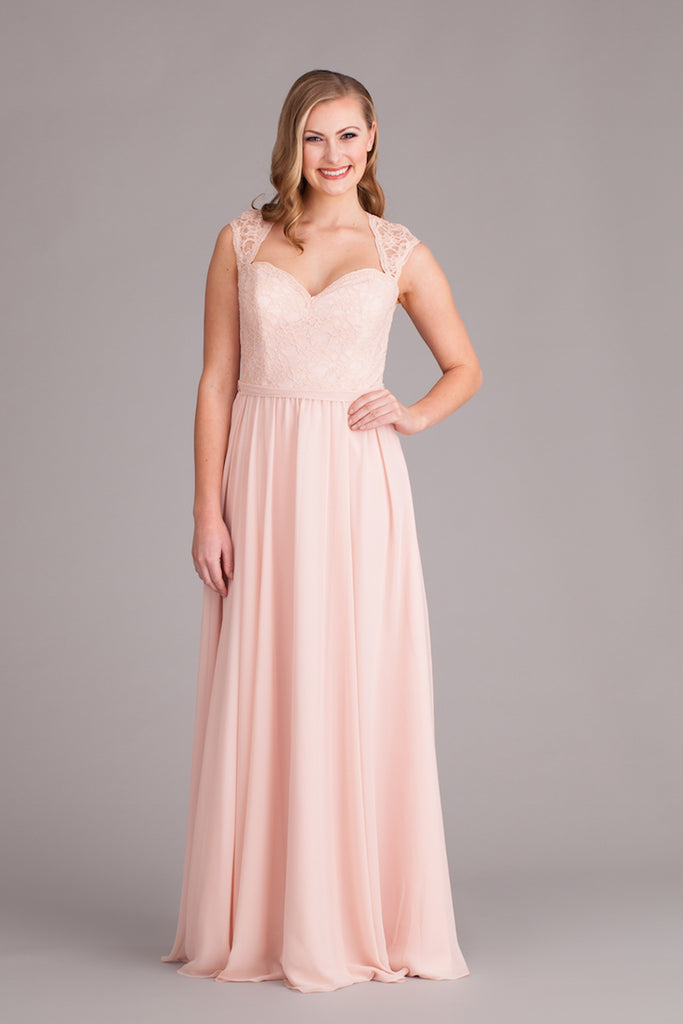 Kennedy Blue Bridesmaid Dress Rosie