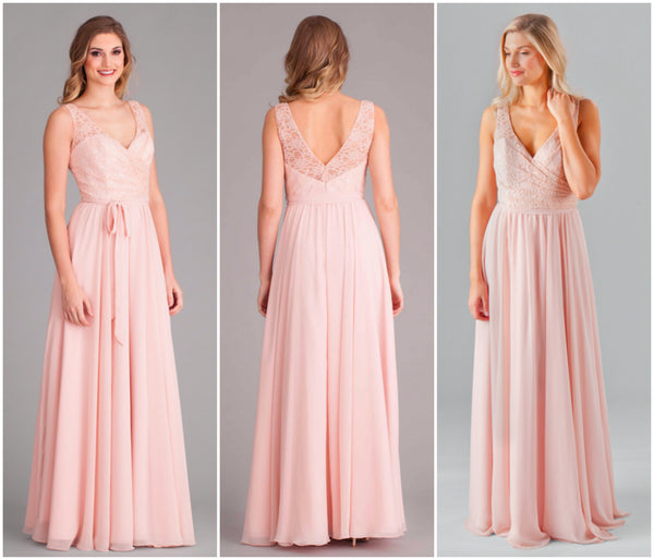Aaliyah Dereks Rustic Blush Pink Wedding