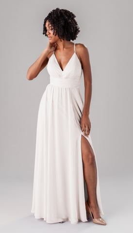 Kennedy Blue Ryan dress | Ivory Bridesmaid Dresses