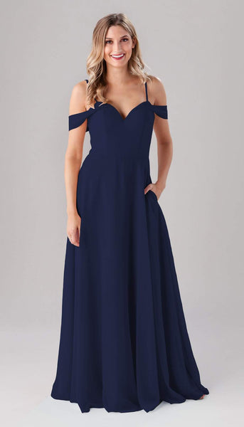 Kennedy Blue Samantha | Best Bridesmaid Dresses for Big Busts