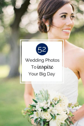 52 Wedding Photos To Inspire Your Big Day | Kennedy Blue