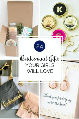 24 Bridesmaid Gifts Your Girls Will Love | Kennedy Blue & The Ultimate List of Bridesmaid Proposal Ideas u2013 Kennedy Blue