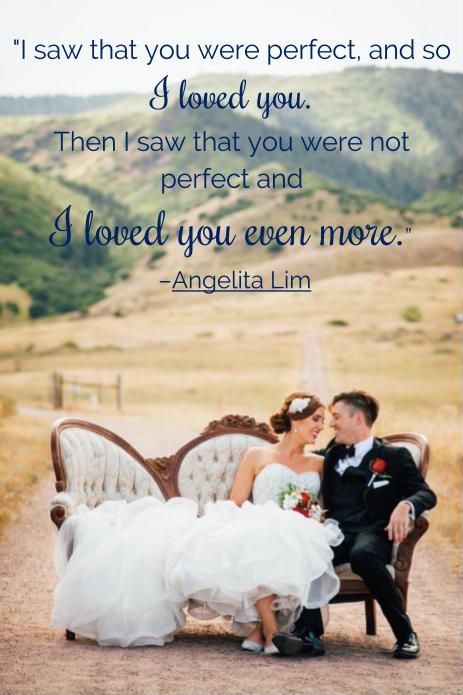 Such a cute love quote! | The Ultimate Guide To Writing Your Own Wedding Vows | Kennedy Blue