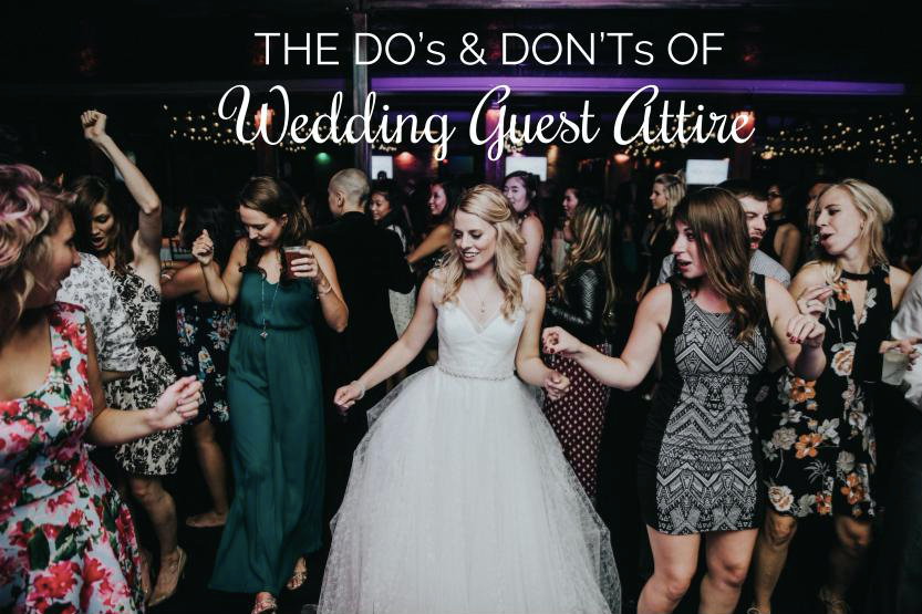 4d547bc4ee35 The Do's and Don'ts of Wedding Guest Attire | 31 Dresses to Wear as