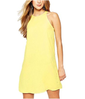 Super cute yellow dress for a summer wedding! | 31 Dresses to Wear as a Wedding Guest | Kennedy Blue