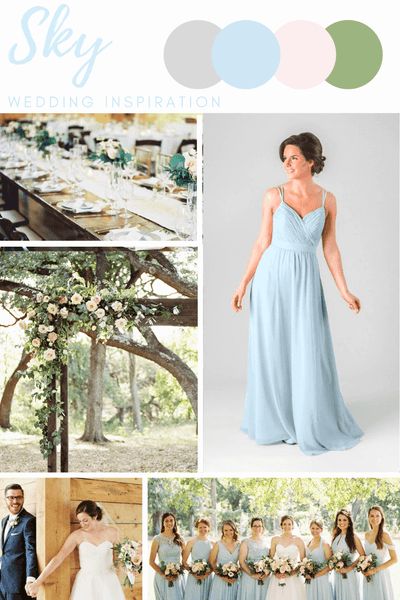 2019 Wedding Colors for Every Season