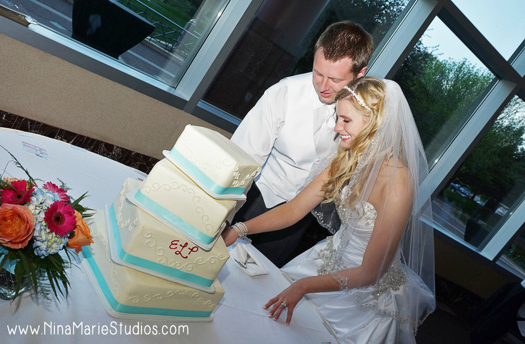Wedding cake design idea