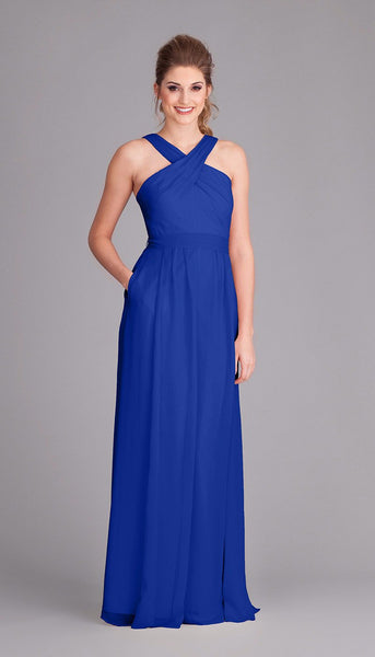 modest bridesmaid dress