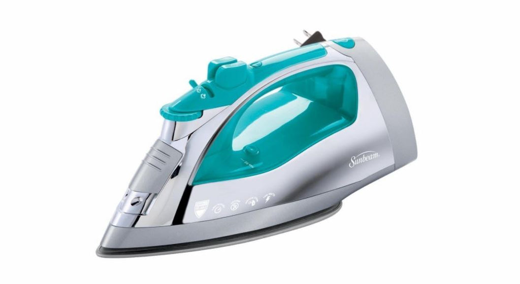 A useful and affordable gift, add a Sunbeam iron to your registry | The Bride's Ultimate Guide to Creating the Perfect Wedding Registry | Kennedy Blue