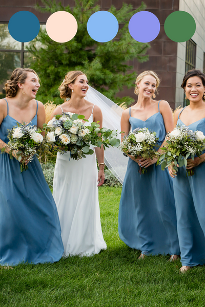 Annie-Ryan-Wedding-Kennedy-Blue-Bridesmaid-Dresses-Slate-Blue