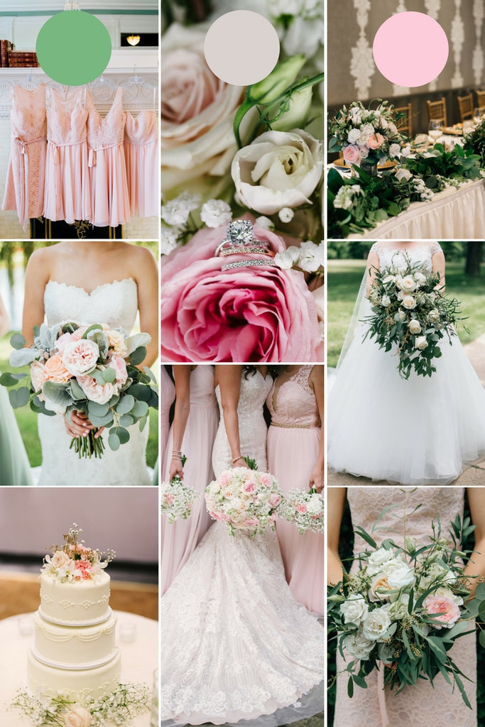 2018 Wedding Color Palettes To Inspire Your Big Day – Kennedy Blue cb3caec78