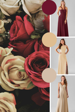 fall 2019 wedding colors