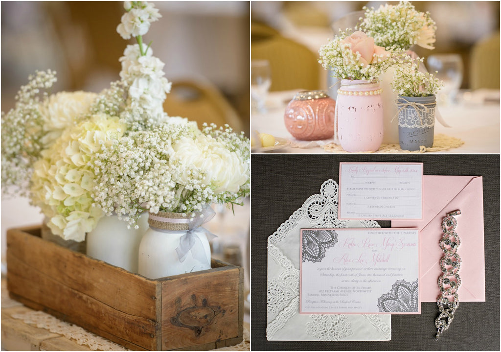 From wooden crates to lace accents, here are 10 vintage wedding decoration ideas worth trying.